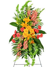 Standing Sprays & Wreaths