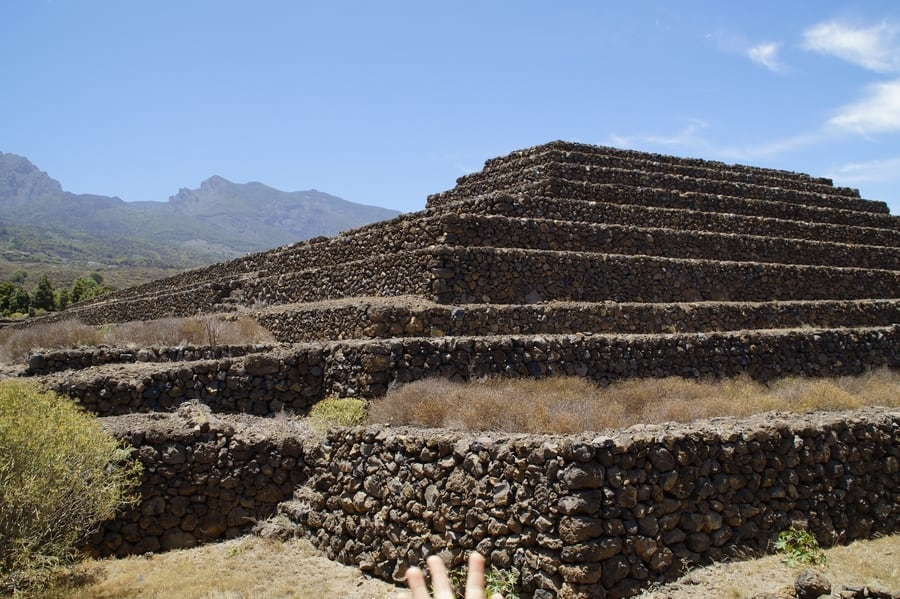 guimar pyramids something misterious to visit in Tenerife