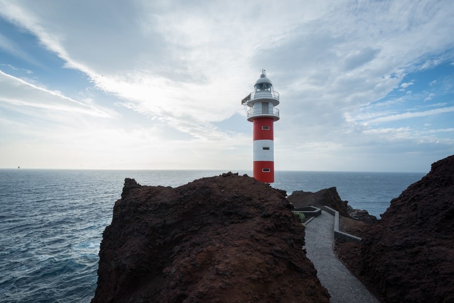 lighthouse teno tenerife north what to do