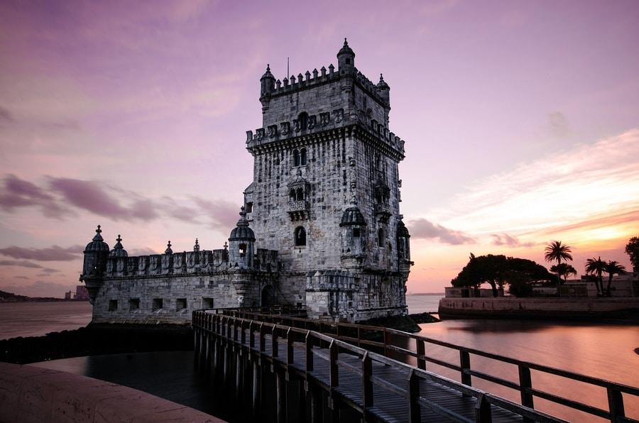 Torre de Belem lo más importante que ver en Lisboa