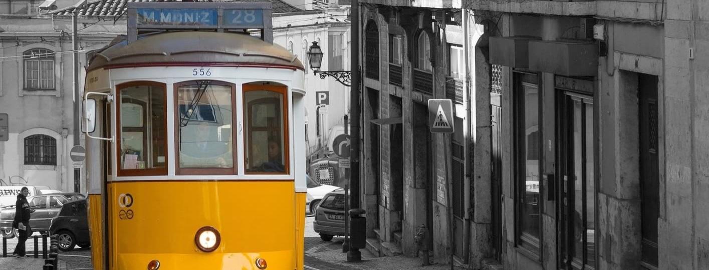 Tranvia 28 que hacer Lisboa