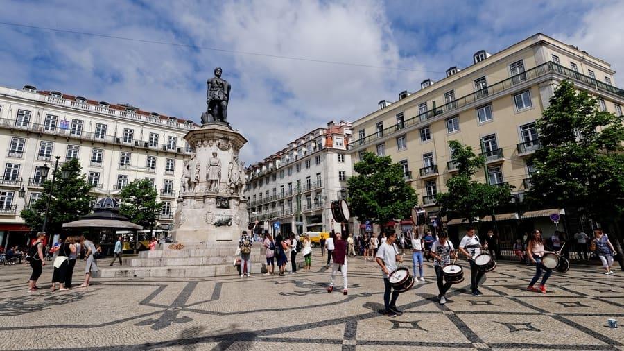 Chiado, el barrio bohemio que visitar en Lisboa