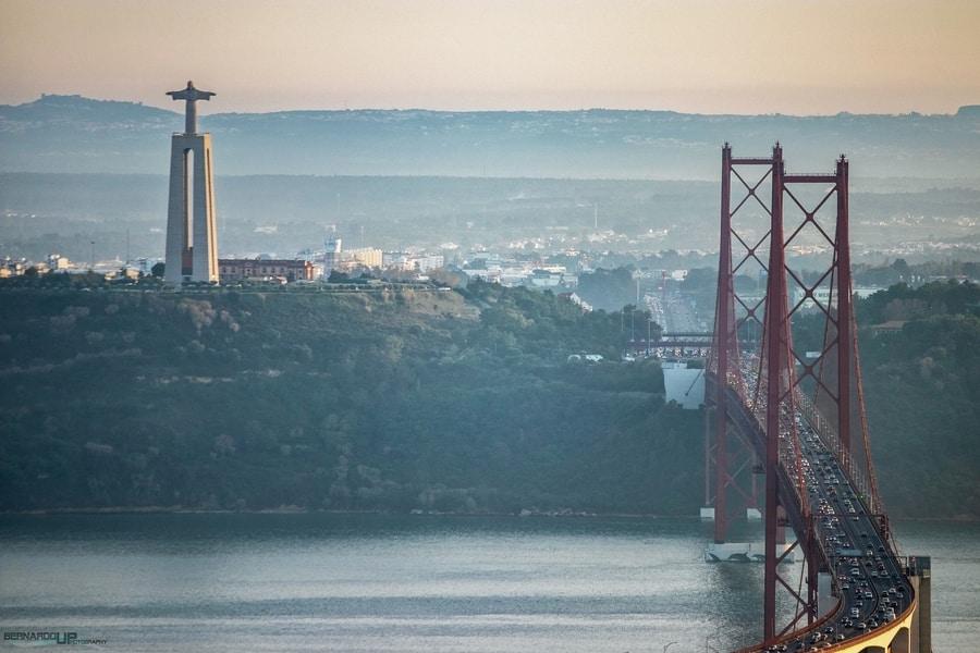 Santuario Nacional de Cristo Rey, lo más impresionante que ver en Lisboa