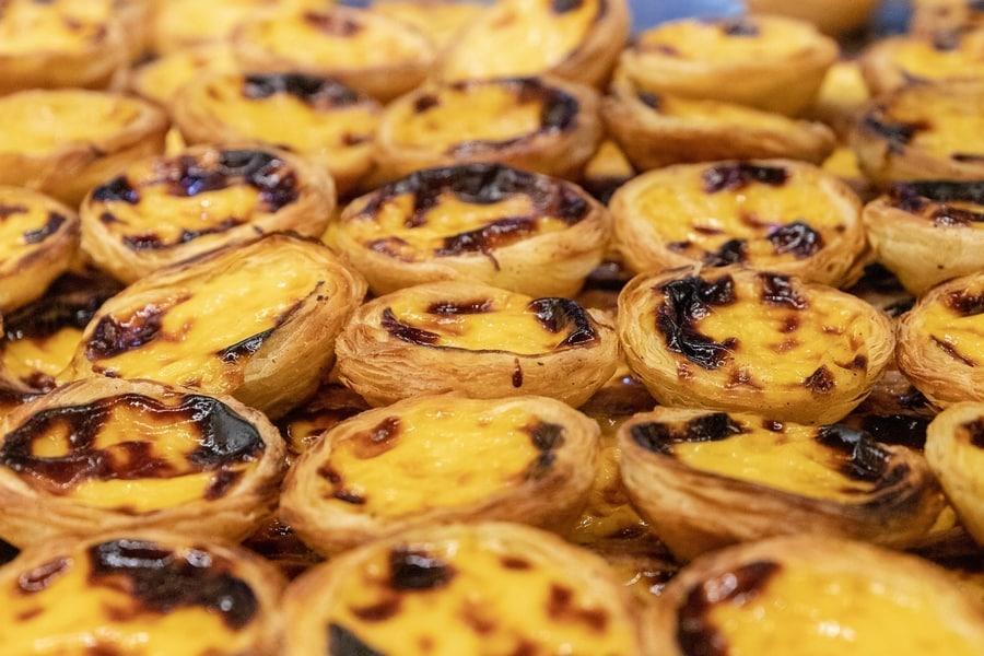 Pasteles de Belém, dulce que comer en Lisboa