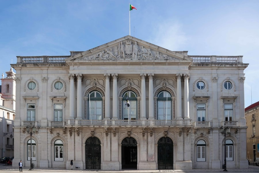 Baixa, a place with more thing to do in Lisbon