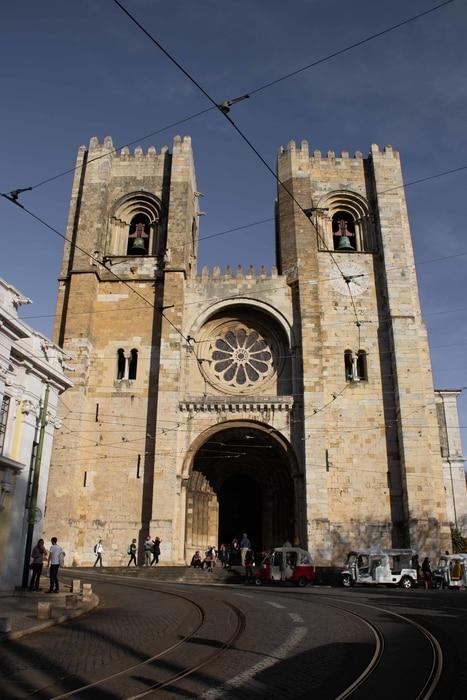 Catedral Sé de Lisboa, un monumento que ver en Lisboa