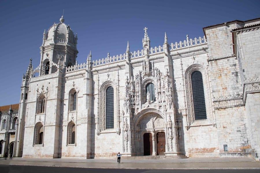 Monasterio de los Jerónimos, un lugar que visitar en Lisboa