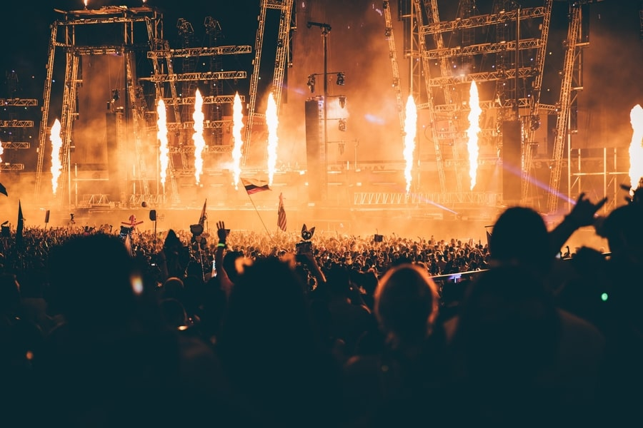 Concerts in Las Vegas, an experience you have to live in Las Vegas