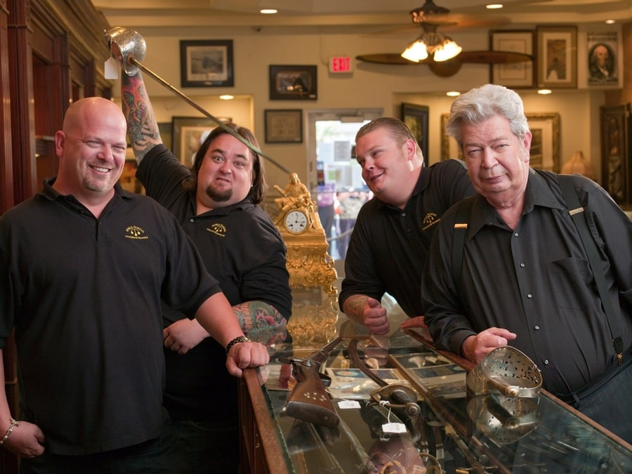 Visit the Gold & Silver Pawn Shop something to do in Las Vegas