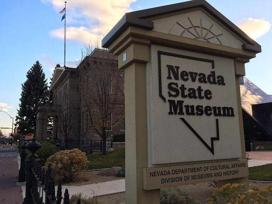 Nevada State Museum, a museum to learn about the history of the state of Nevada