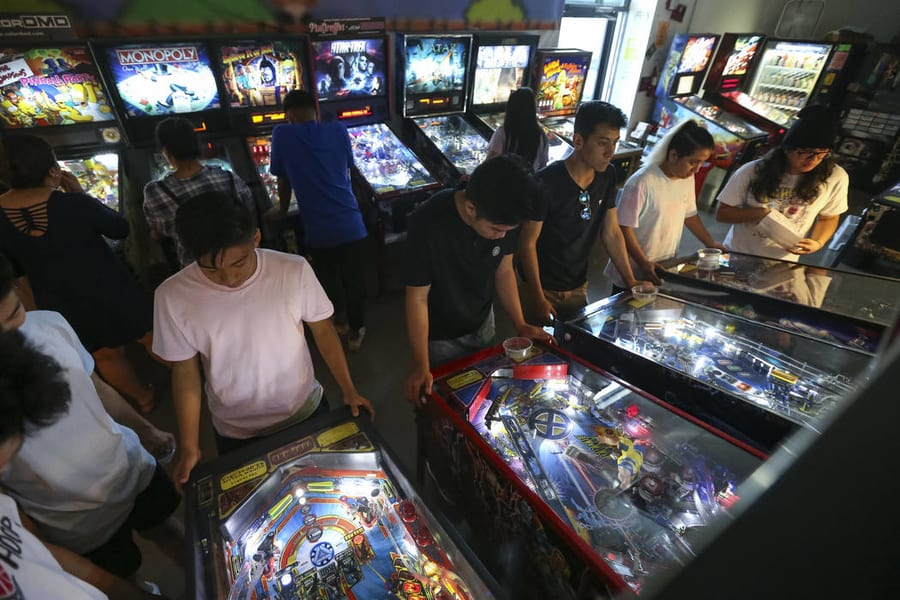 Pinball Hall of Fame, a museum you must visit in Las Vegas