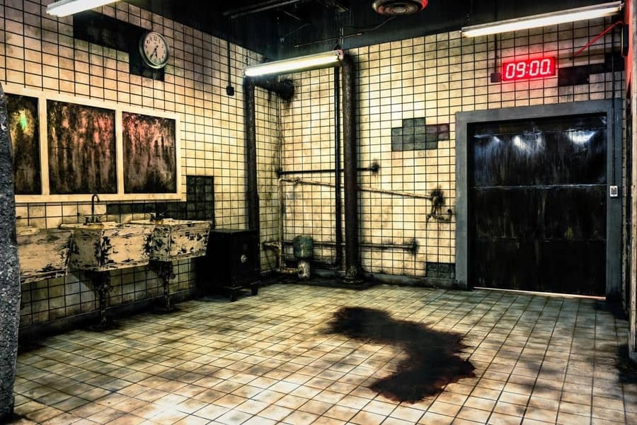 Saw Escape Room, a terrifying experience in Las Vegas