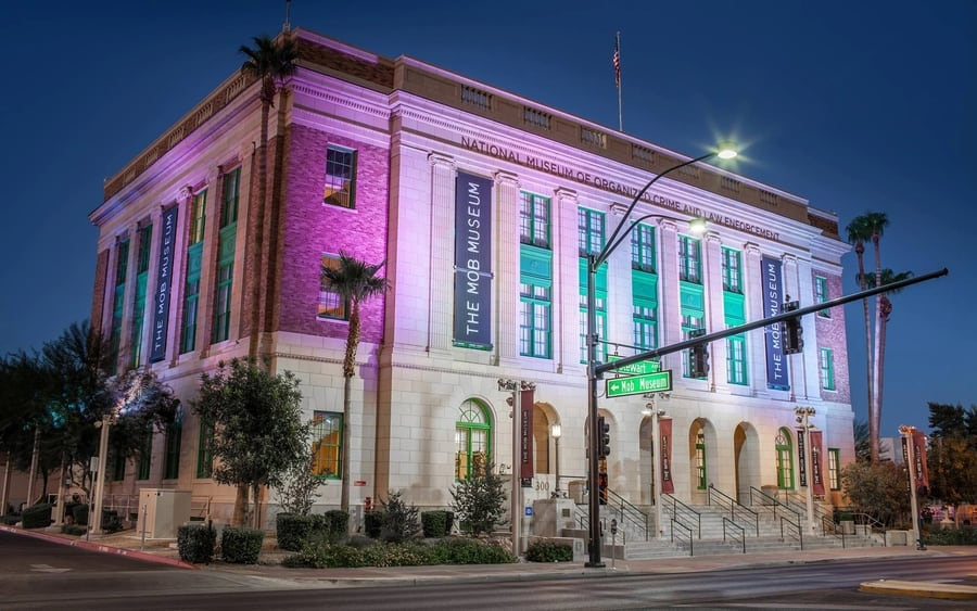 The Mob Museum, a peculiar museum to go Las Vegas