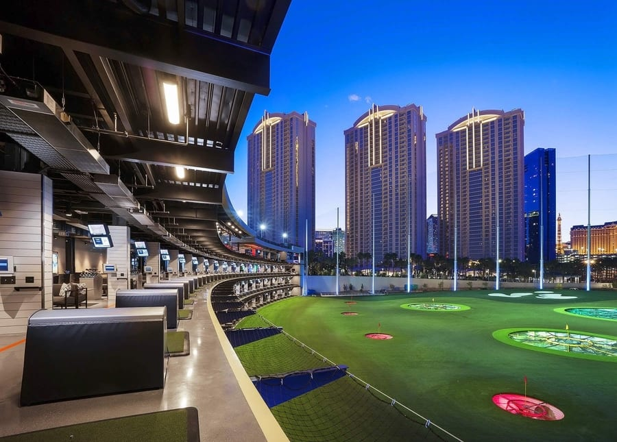 Golf, a sport to practice in Las Vegas