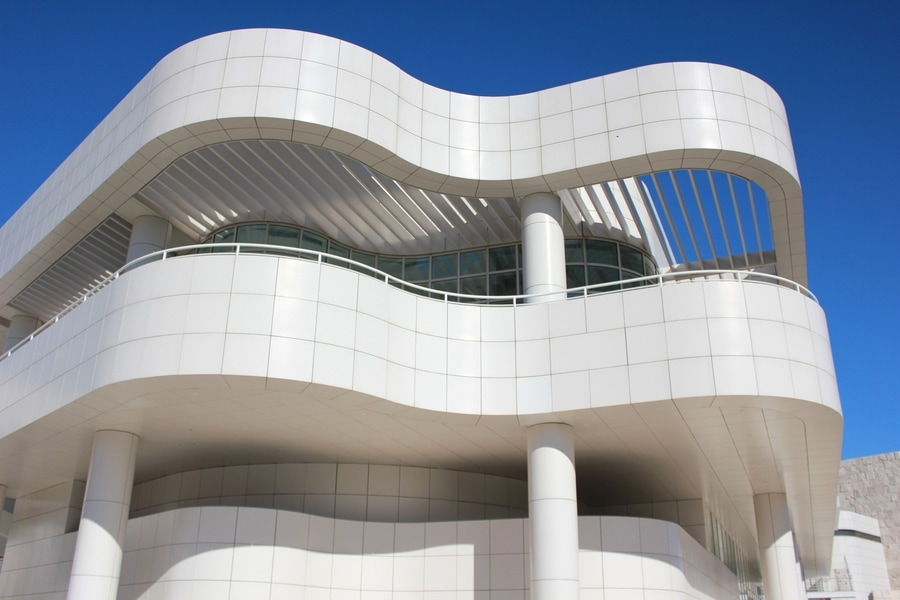 Getty Center, an art museum to visit in Los Angeles