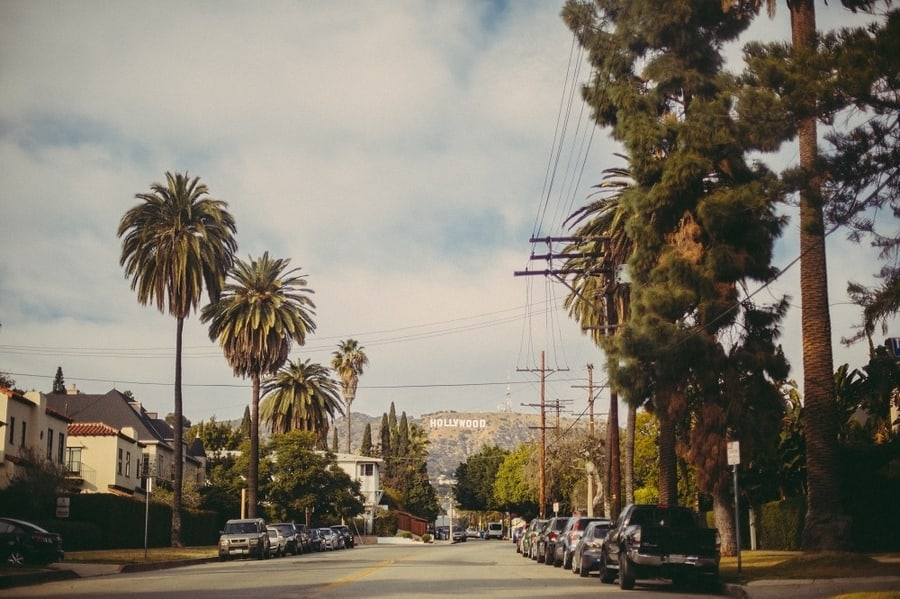 Hollywood, an unmissable place to go in Los Angeles