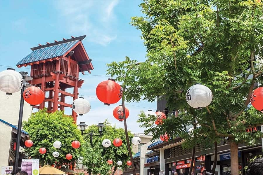 Little Tokyo, a neighborhood you have to visit in Los Angeles