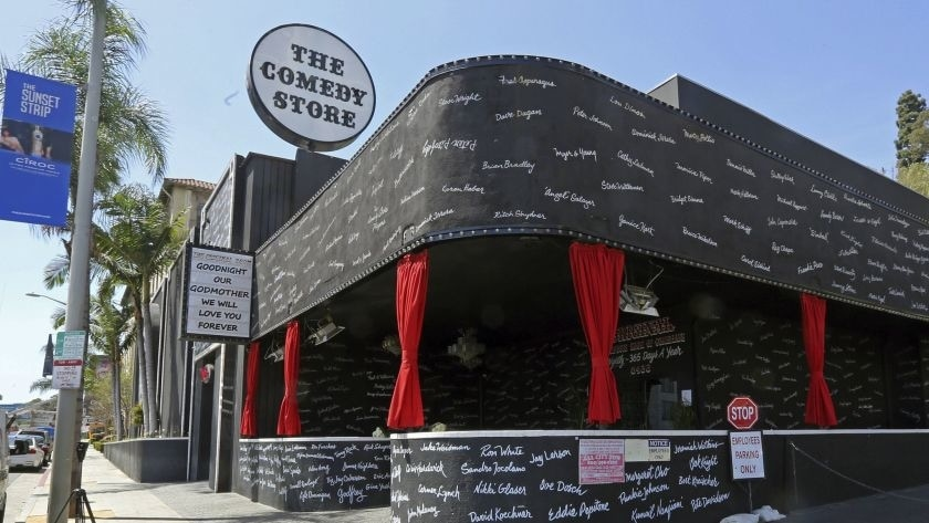 Live Comedy, something fun to do in Los Angeles