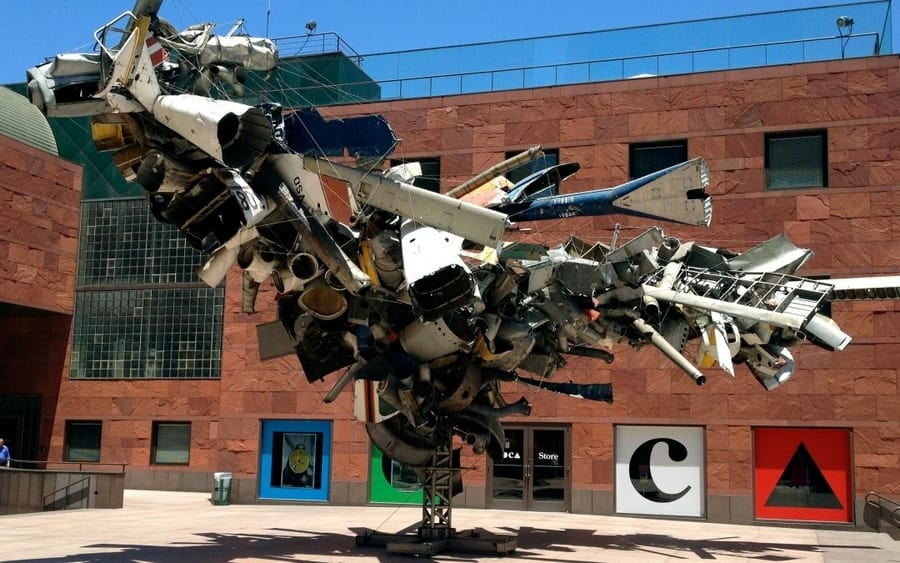 Museum of Contemporary Art, one of the best museums to go in LA
