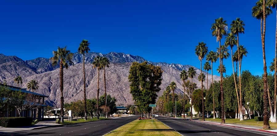 Palm Springs tour from Los Angeles, something to do in LA