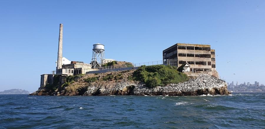 Alcatraz prison, the most famous supermax prison in the world