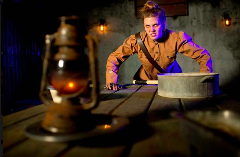 Dungeons, a place to visit in San Francisco to learn its history