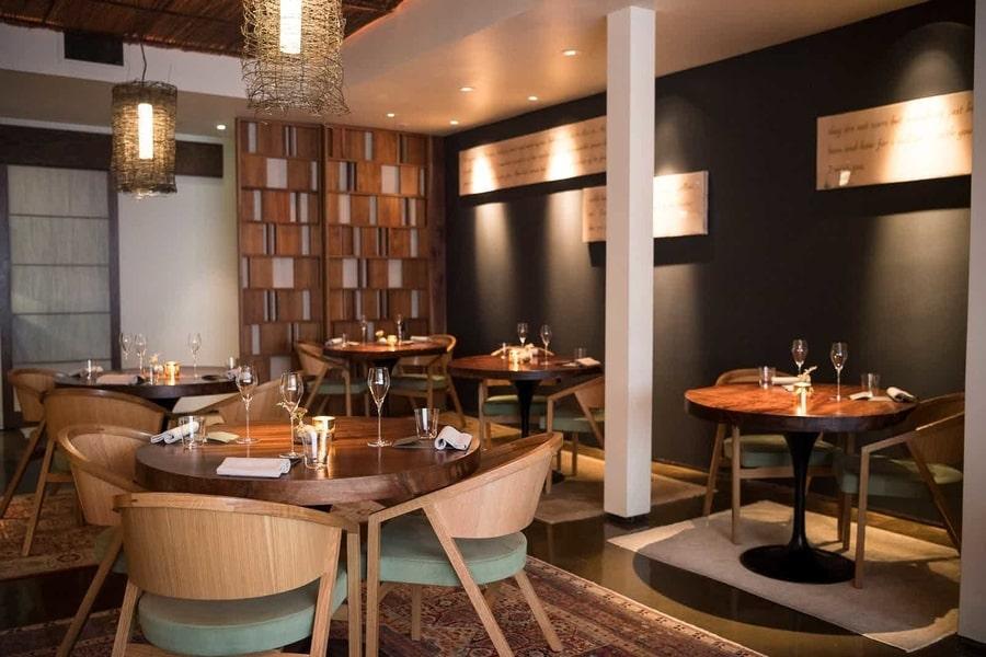 Atelier Crenn, where to eat in San Francisco