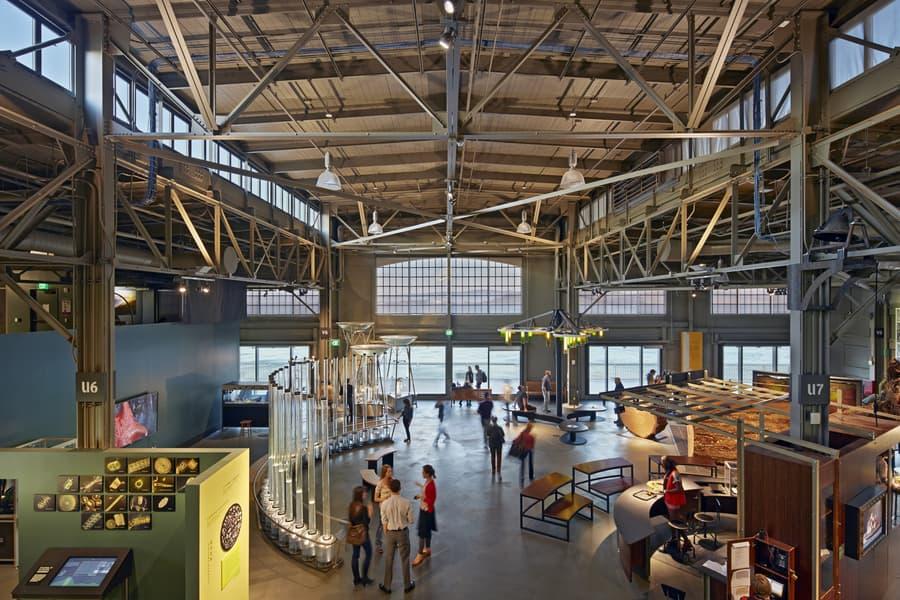 Exploratorium, a museum you have to visit in San Francisco