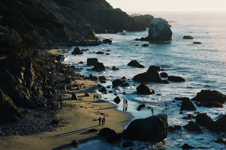 Lands End, a place to visit in San Francisco
