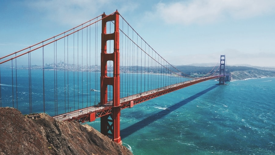 Marin Headlands, the best hiking trails in San Francisco
