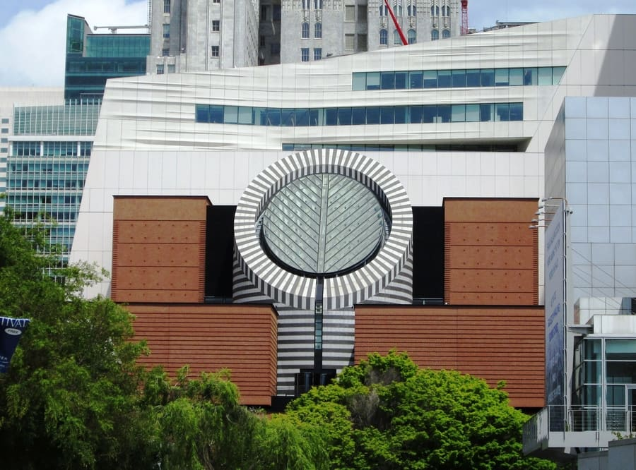 San Francisco Museum of Modern Art, a museum to visit in SF