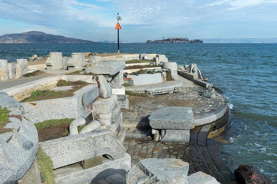 The Wave Organ, a musical work of art in San Francisco