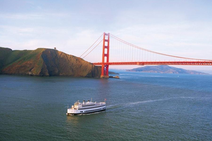 Bridge to Bridge Cruise tour in San Francisco