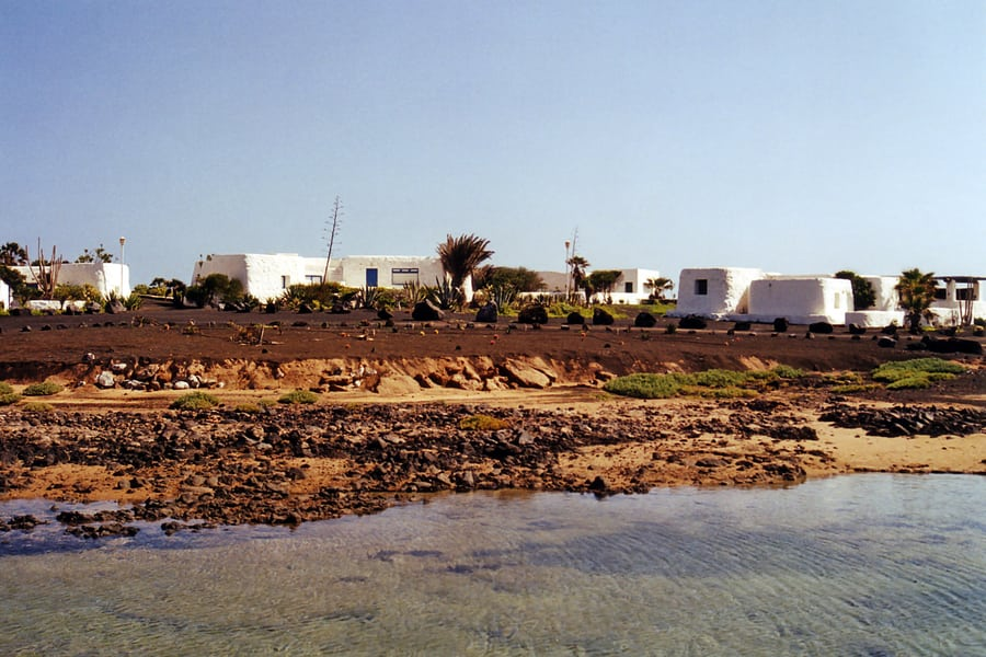 Pedro Barba, one of the most beautiful places in La Graciosa