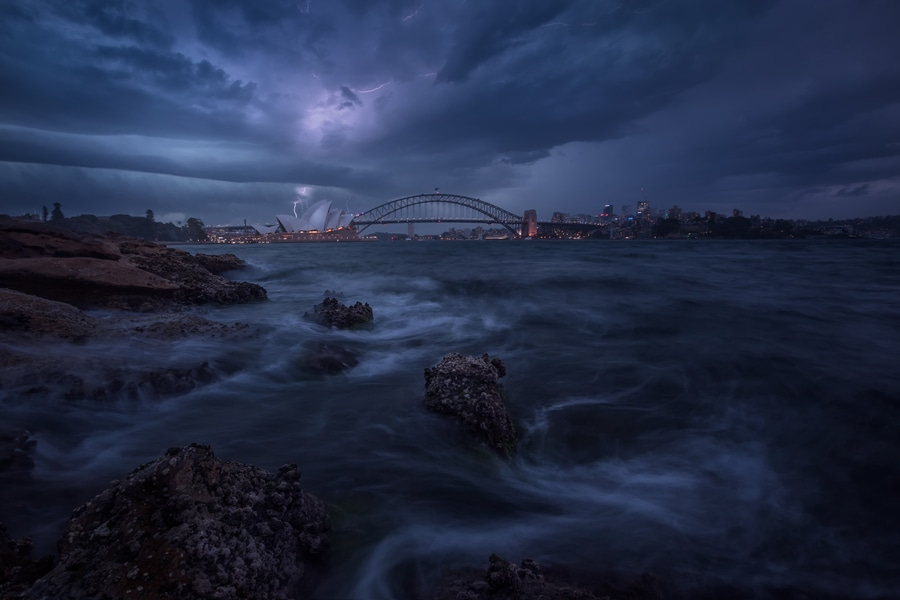 best long exposure night photography ideas