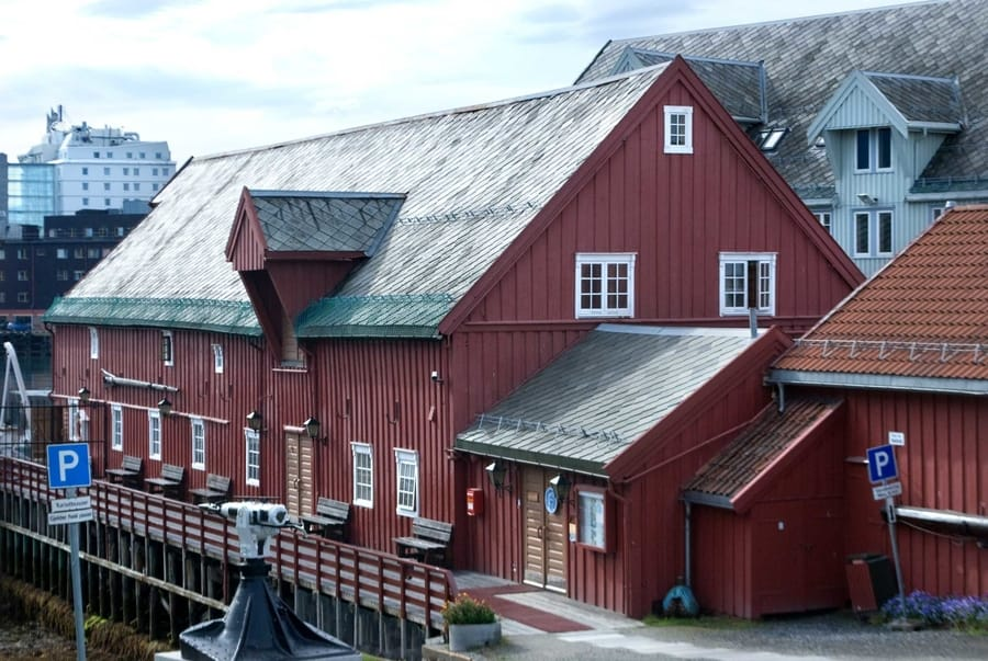 The Polar Museum, a place to go in Tromso, Norway