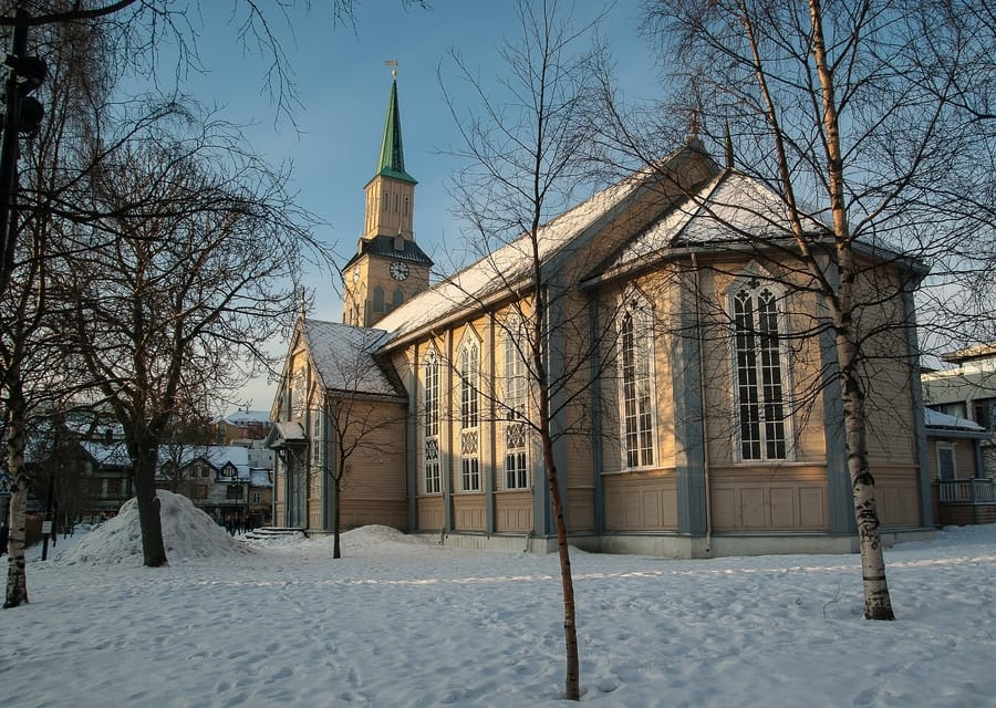 Tromsø Cathedral, a place to go in Tromso