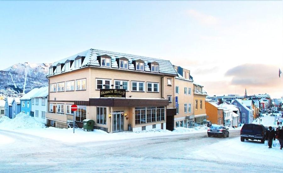 Skansen Hotel, un buen alojamiento en el norte de Tromso