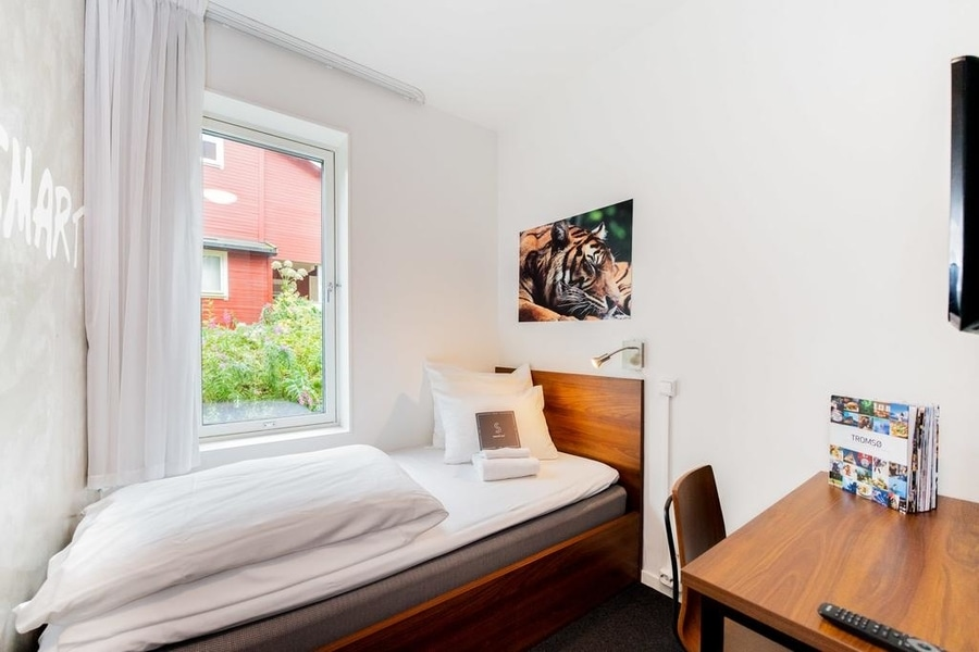 Smarthotel Tromso, alojarse en Storgata, Tromso