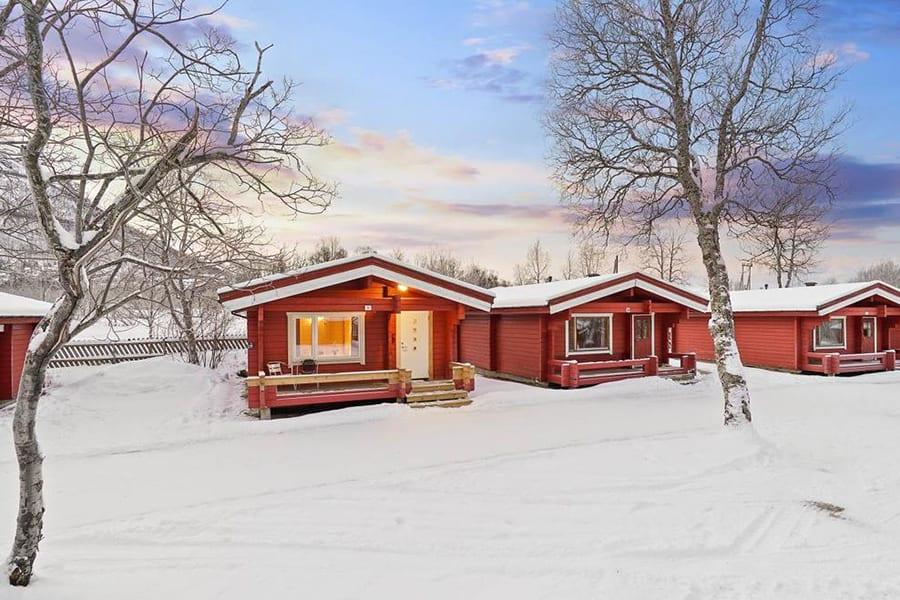 Tromsø Lodge & Camping, dormir en un camping en Tromso