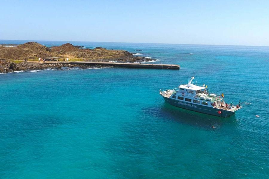 Cómo llegar a Isla de Lobos desde Fuerteventura