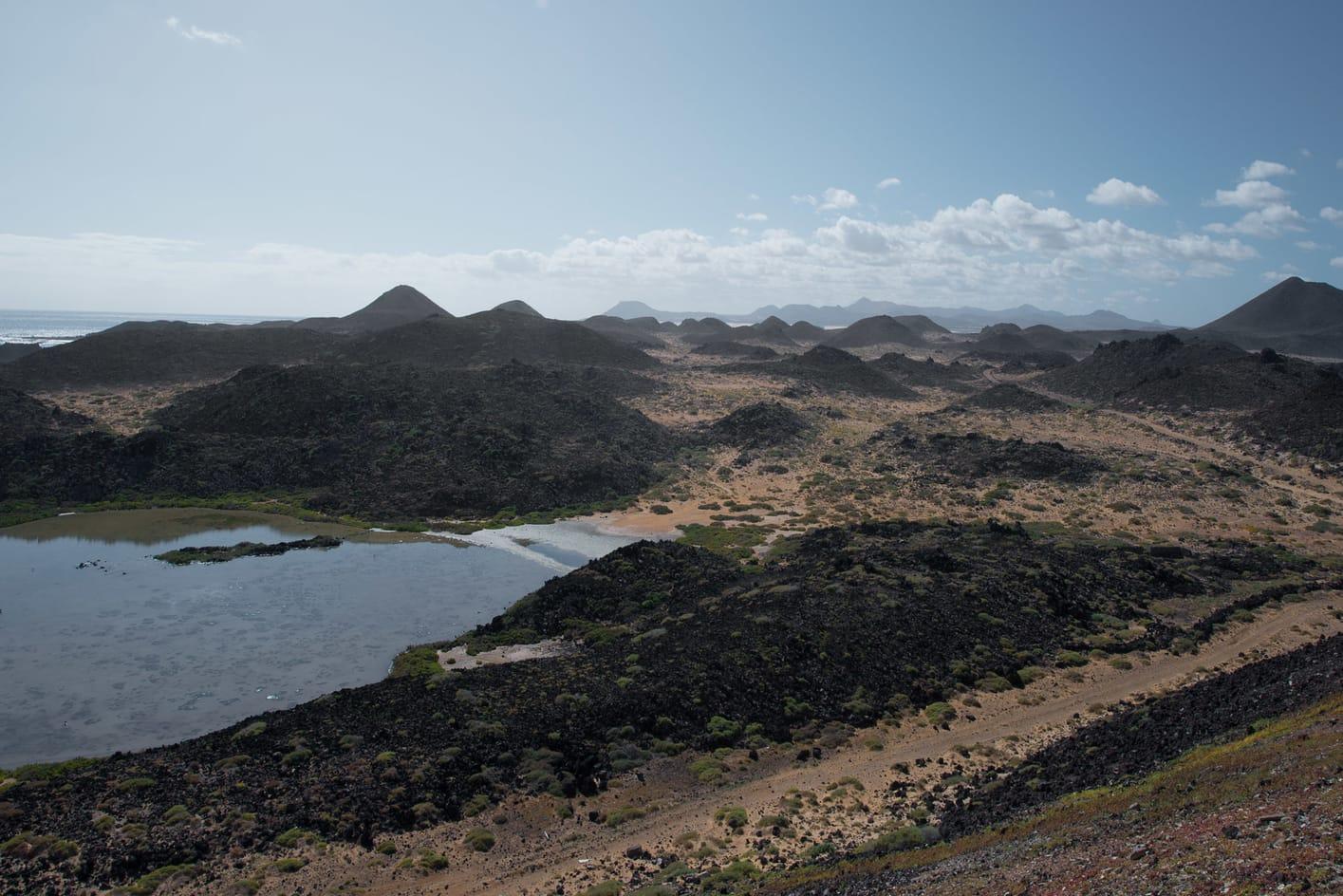Las Lagunitas, un lugar que visitar en Isla de Lobos, Islas Canarias