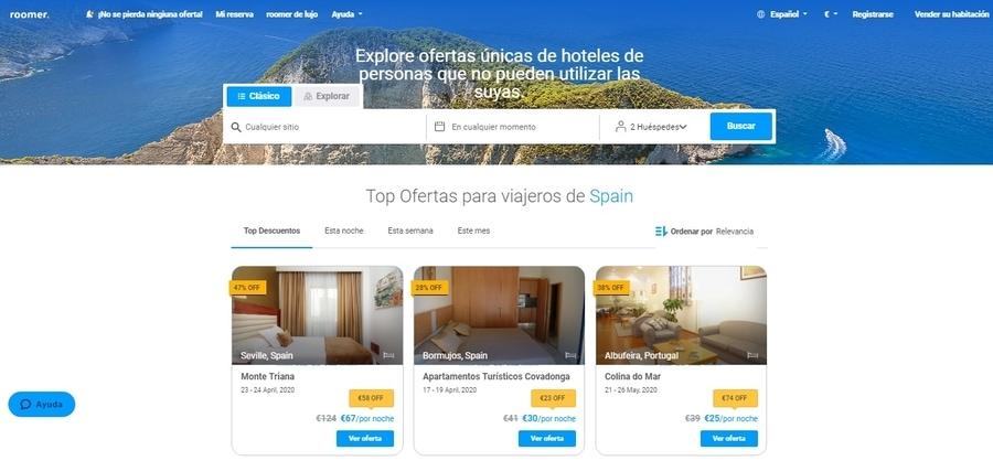 Usar la reserva de otra persona para conseguir hoteles baratos