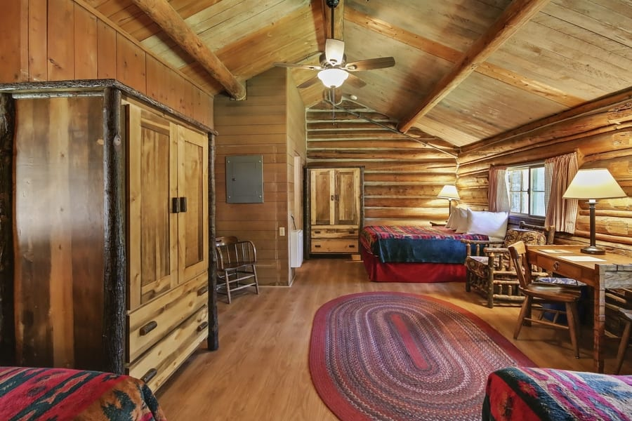 Colter Bay Village, the best place to stay in Grand Teton