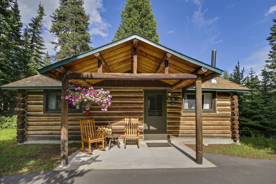 Jenny Lake Lodge, where to stay in Grand Teton National Park