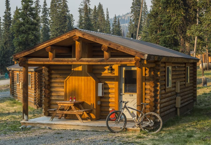 Togwotee Mountain Lodge, cheap accommodation in Grand Teton where to stay