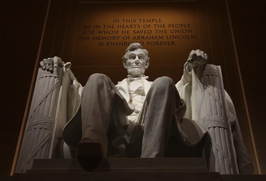 Memorial a Abraham Lincoln, algo que ver en Washington D.C.