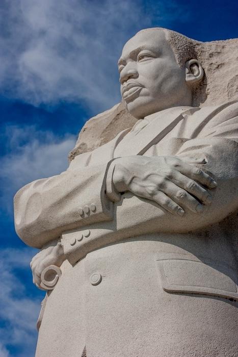 Monumento a Martin Luther King, algo que no te puedes perder en Washington