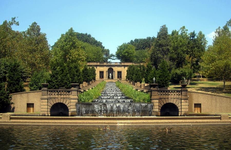 Meridian Hill Park, lo mejor de Washington para pasear