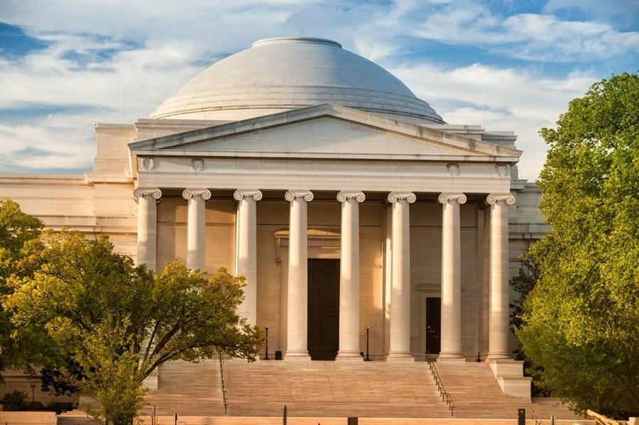 Galería Nacional de Arte, que visitar en Washington en invierno